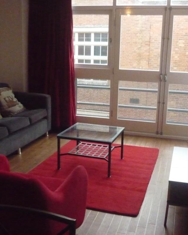 Apartment 15, Lexington Place, Plumtre Street, NG1 1AN